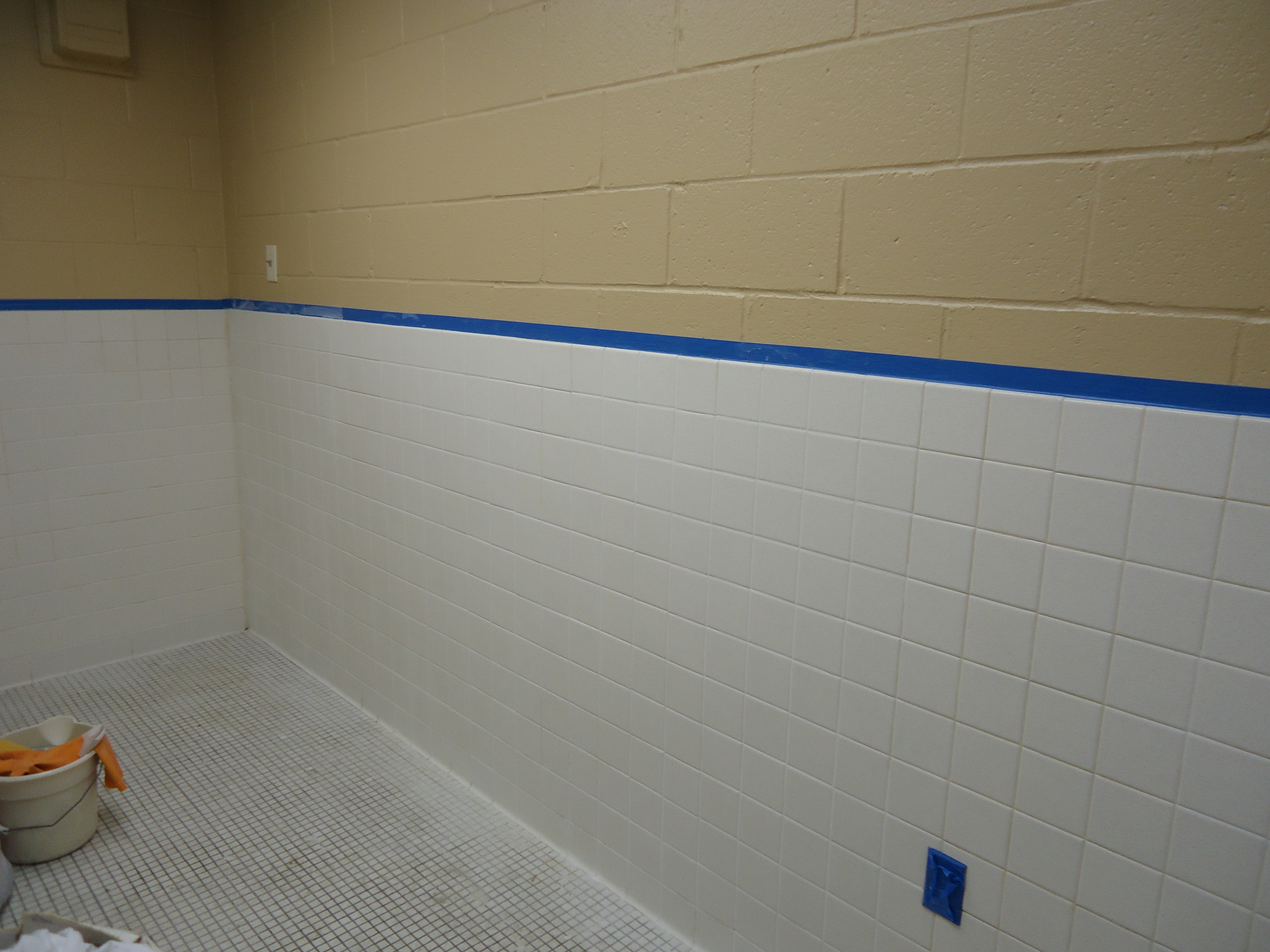Tile Reglazing First Choice Refinishers First Choice Refinishers - Bathroom tile reglazing